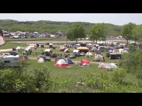 Camp at Road America|On Non-Public Weekends