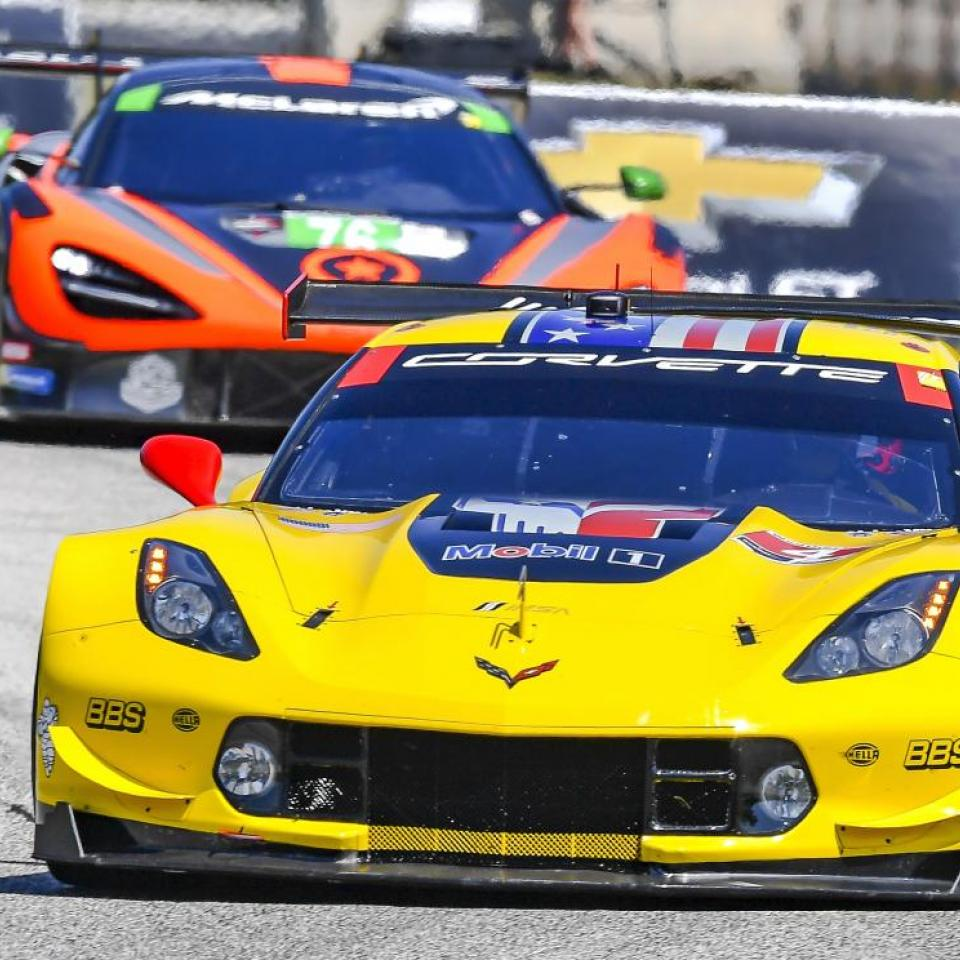 IMSA SportsCar Weekend