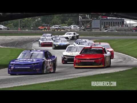 NASCAR CUP Series JOCKEY Made in America 250 presented by Kwik Trip and NASCAR XFINITY SERIES HENRY 180