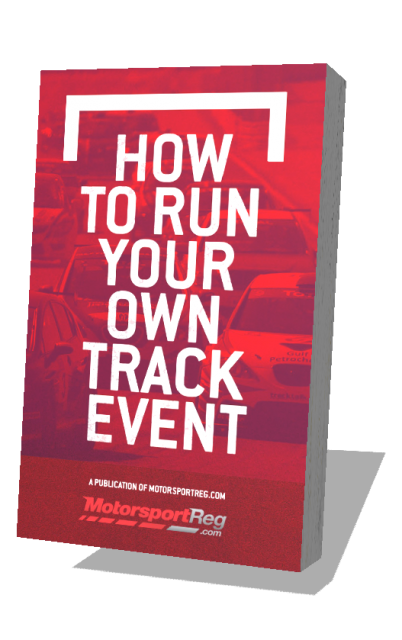 how to run your own track event free e-book